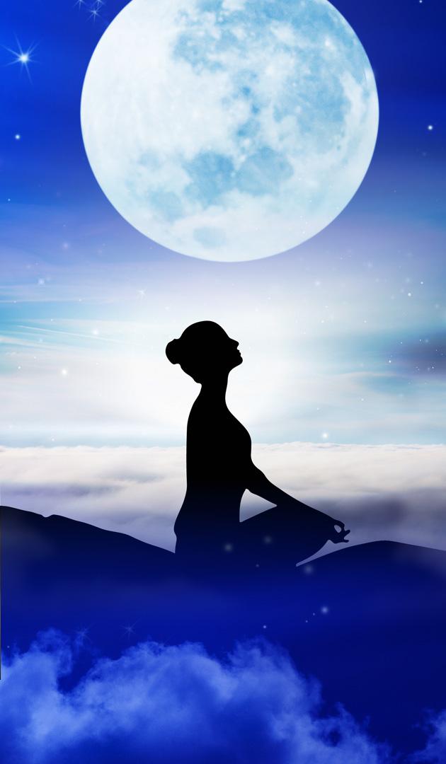オンライン瞑想について